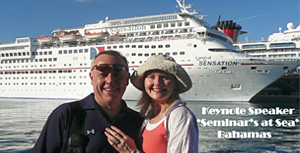 Seminars at Sea, Keynote Speaker Bahamas